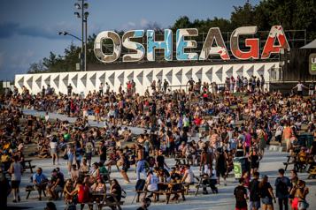 Osheaga reporté, une «formule différente» dans les plans)