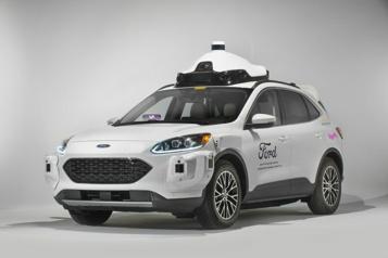 Ford et Lyft vont déployer des taxis autonomes à Miami et Austin)