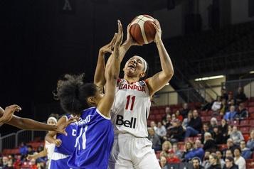 Basketball: les Canadiennes iront aux Jeux olympiques