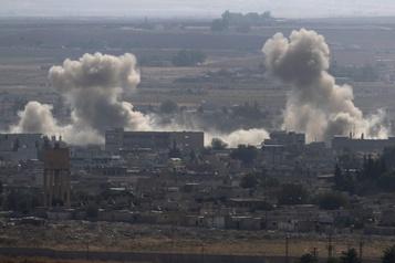 Syrie: l'offensive turque se poursuivra jusqu'à ce que les «objectifs soient atteints»