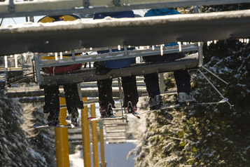 Des stations (et des skieurs) en attente)