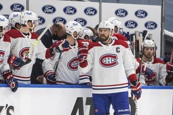 Marque finale Canadien3 - Oilers1)