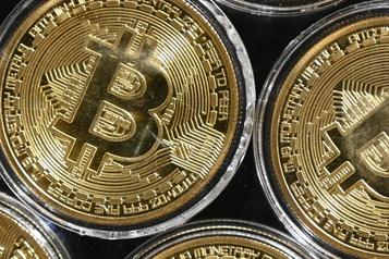 Le bitcoin, première et plus populaire des cryptomonnaies)