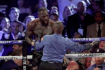 Boxe: Wilder va activer sa clause de revanche contre Fury