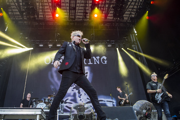 The Offspring et SUM 41 à la Place Bell
