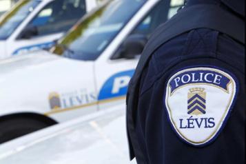 Lévis Un homme de 26 ans arrêté pour agression armée envers sa conjointe)