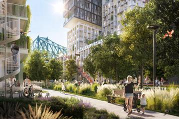 Montréal Prével persiste et signe avec un projet de 750millions au centre-ville)