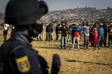 Afrique du Sud Le bilan des émeutes monte à 276morts)