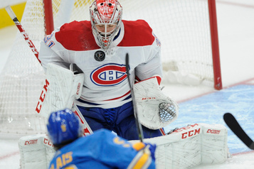 Canadien 5 - Blues 2 (pointage final)
