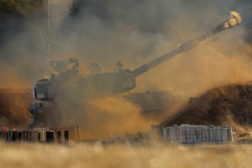 Conflit entre Israël et la Palestine L'Assemblée nationale exprime son inquiétude par le biais d'une motion)