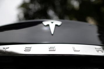 Tesla fait un pas de plus vers le monde de l'assurance