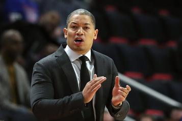 NBA: Tyronn Lue nouvel entraîneur des Clippers rapportent des médias américains)