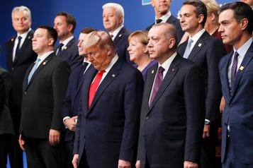 Qu'importe les discordes, l'OTAN proposée pour le Nobel de la paix