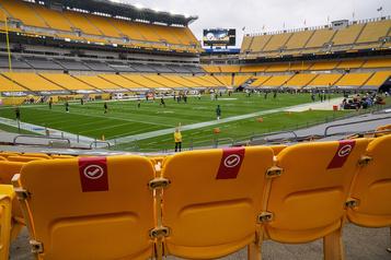 Le match Ravens-Steelers est encore reporté)