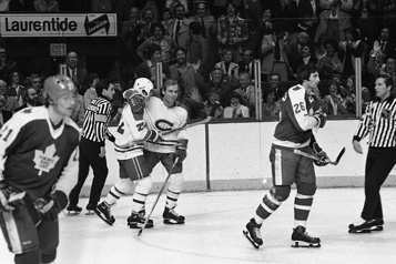 Série Canadien-Maple Leafs Voyage dans le temps)