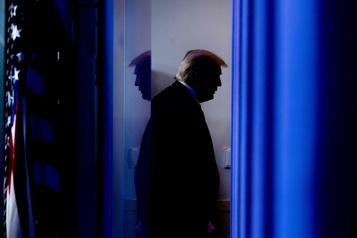Donald Trump annonce que la transition peut commencer)