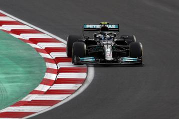 Grand Prix de Turquie Valtteri Bottas partira en tête