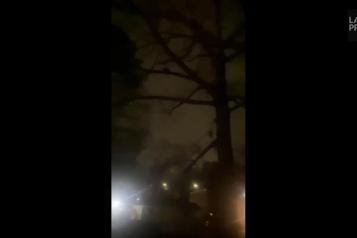 Une tornade fait un mort et plusieurs blessés en Alabama)