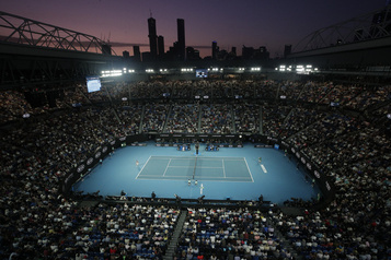 Internationaux d'Australie Des décisions bientôt annoncées sur le déroulement du tournoi)