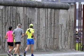 Un marathon en l'honneur des victimes du mur de Berlin