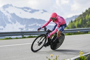 Tour de Suisse Rigoberto Uran s'impose au contre-la-montre)