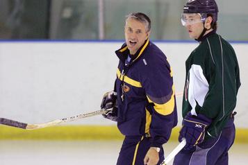 Hartley et Kovalchuk, l'amitié dans l'épreuve