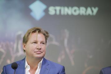 Stingray s'attend à un retour de la croissance rapide)