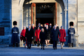 Les ministres fédéraux se rencontrent à Winnipeg