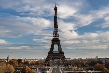 La réouverture de la tour Eiffel reportée)