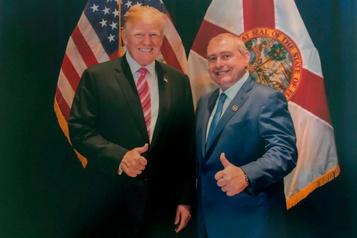 Nouvelles déclarations embarrassantes pour Trump, jugé dans l'affaire ukrainienne