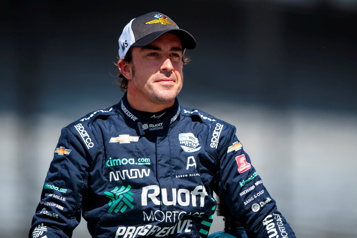 Formule 1 Fernando Alonso manquera la présentation de l'écurie Alpine)
