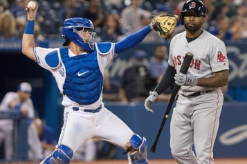 Les Blue Jays battent les Red Sox, 4-3