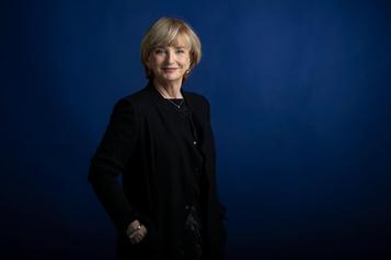 Anne-Marie Dussault: méfiez-vous des blondes chromées
