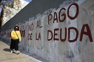 L'Argentine annonce un accord avec ses créanciers)
