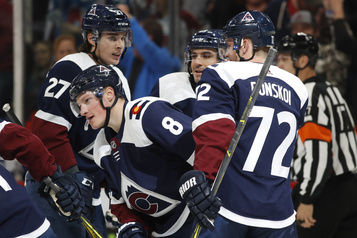 Analyse des 31 clubs de la LNH : l'Avalanche du Colorado