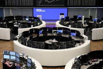 Les marchés européens à de nouveaux sommets)