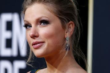 Taylor Swift lance un inédit de Fearless)