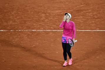 Roland-Garros Simona Halep prolonge sa séquence de victoires à 15)
