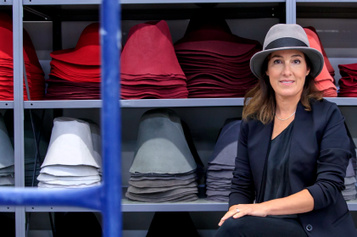 Harricana et Canadian Hat inaugurent unnouvel atelier-boutique)