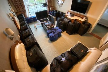 Beaucoup d'options pour meubler les journées au campus de la NBA)