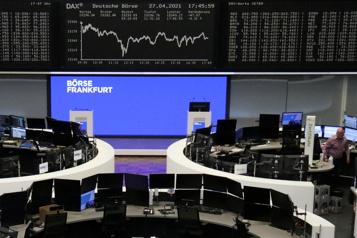 Les marchés européens calment leurs ardeurs)