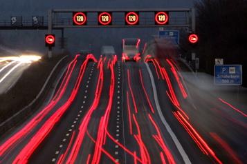 Un autre échec des Verts : pas de limite sur l'Autobahn