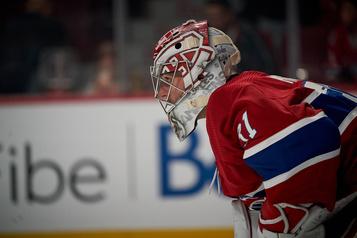 Canadien 4 - Devils 2 (marque finale)