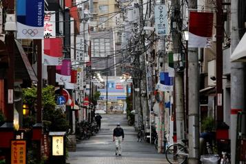 Japon État d'urgence prolongé à l'approche des Jeux de Tokyo)