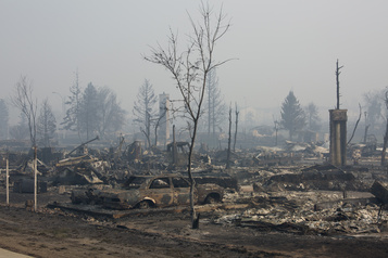 Changements climatiques Augmentation fulgurante des coûts au Canada, révèle un rapport)