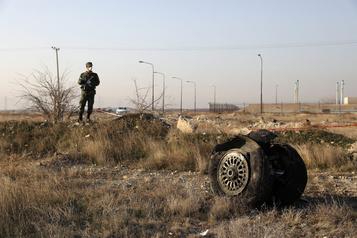 Avion abattuen Iran: Kiev salue l'envoi des boîtes noires en France)