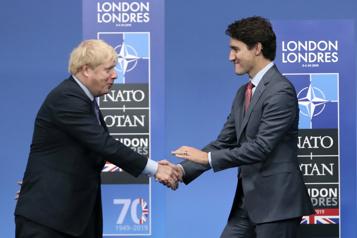 Discussions commerciales avec le Canada Le Royaume-Uni viserait l'automne)