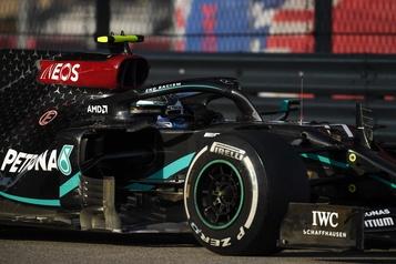 GP de Russie Les Mercedes dominent les essais libres, Stroll 17e)
