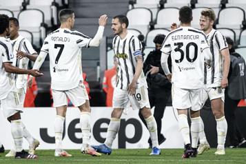 La Juventus risque l'expulsion de la Série A)