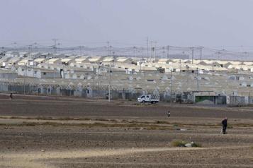 Jordanie Une figure de la révolution syrienne transférée dans un camp)